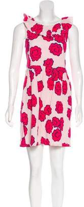 Marc by Marc Jacobs Printed Textured Dress