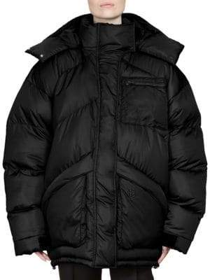 Givenchy Light Logo Puffer Jacket