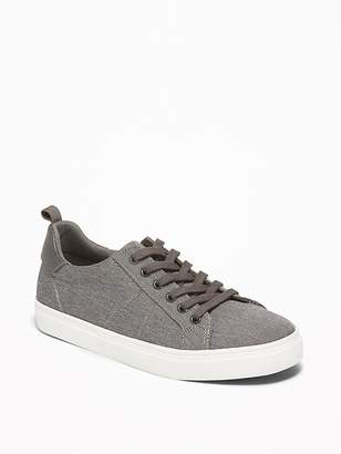 Old Navy Textured Canvas Sneakers for Boys