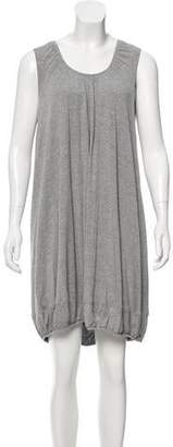 Zero Maria Cornejo Sleeveless Mini Dress
