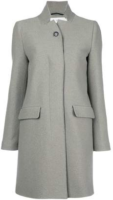 Closed classic fitted tailored coat