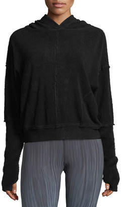 Vimmia Warmth French-Terry Hoodie with Seam Details