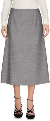 BOSS BLACK 3/4 length skirts $194 thestylecure.com
