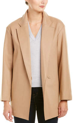 French Connection Wool-Blend Coat