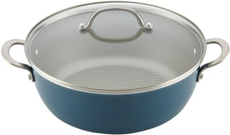 Ayesha Curry Home Collection 7.5-quart Porcelain Enamel Nonstick One Pot Meal Stockpot