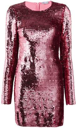 RED Valentino sequins embellished dress