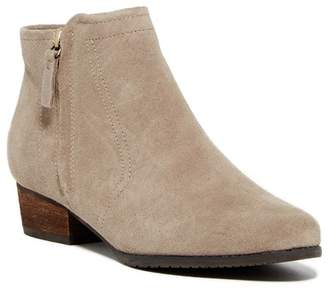 Blondo Ingrid Waterproof Suede Bootie - Wide Width Available