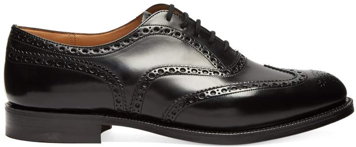 Church's CHURCH'S Burwood leather brogues