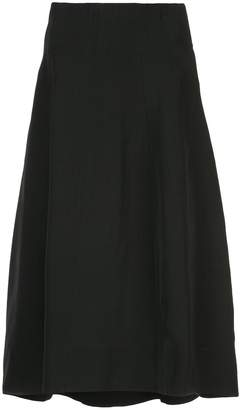 Co high waisted midi skirt