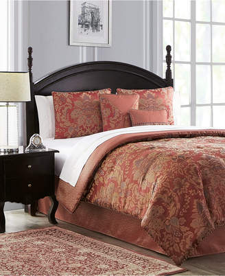 Waterford CLOSEOUT! Laelia 4-Pc. Queen Comforter Set