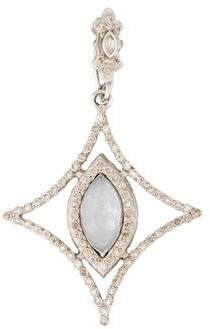 Armenta 18K Kynite & Diamond New World Enhancer Pendant