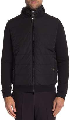 BOSS Skiles Quilted Hooded Jacket