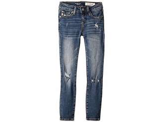 AG Adriano Goldschmied Kids Super Skinny Jeans in 23 Year Wind Worn (Big Kids)