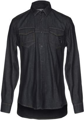 Bikkembergs Denim shirts - Item 42698878JL