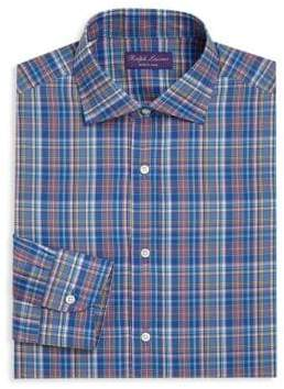 Ralph Lauren Purple Label Regular-Fit Amalfi Dress Shirt