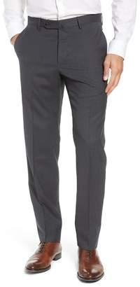 Incotex Regular Fit Wool Trousers
