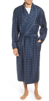 Men's Majestic International Mercer Wool & Cashmere Robe $375 thestylecure.com