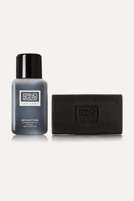 Erno Laszlo Detoxifying Double Cleanse Travel Set - Colorless