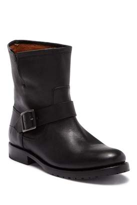 Frye Natalie Short Engineer Lug Boot