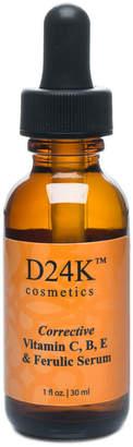D24K by D'OR D'or 24K Corrective Vitamin Cbe & Ferulic 1Oz Serum
