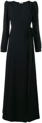 P.A.R.O.S.H. maxi wrap dress