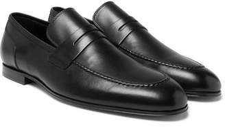b9913971ff9 Paul Smith Chilton Leather Penny Loafers - Men - Black