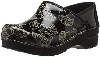 Sanita Women's Original Prof Rebel Mule Work Shoe