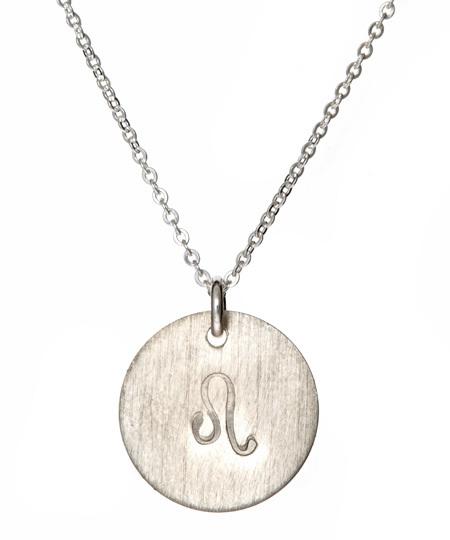 Nashelle Leo Charm Necklace