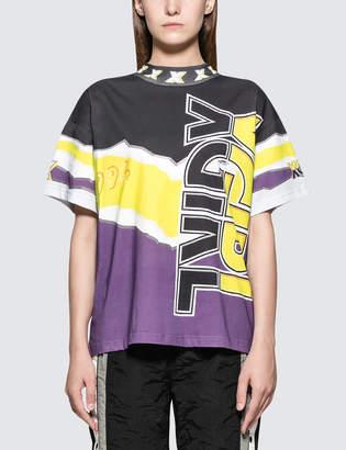 X-girl X Girl Vivd Thunder Short Sleeve T-shirt