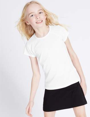 Marks and Spencer Girls' Sports T-Shirt