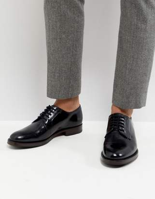 Ted Baker Silice Leather Derby Shoes