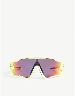 Oakley Jawbreaker rectangle sunglasses