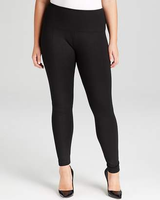 Lyssé Plus Center Seam Ponte Leggings