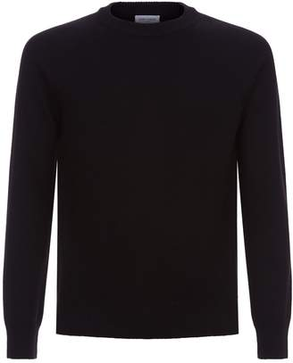 Saint Laurent Knitted Wool Sweater