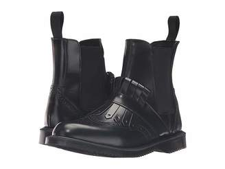 Dr. Martens Tina Brogue Chelsea w/ Kiltie Women's Boots