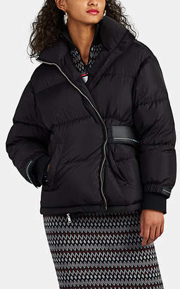 Prada Women's Down-Quilted Puffer Jacket - Black