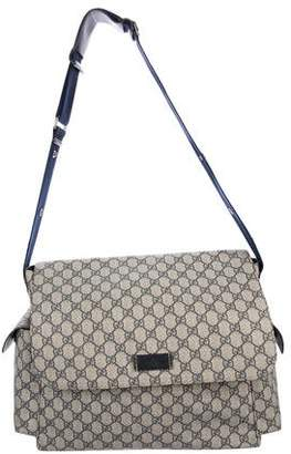 Gucci GG Plus Diaper Bag