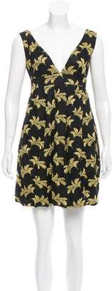 See by Chloe Embroidered Sleeveless Dress