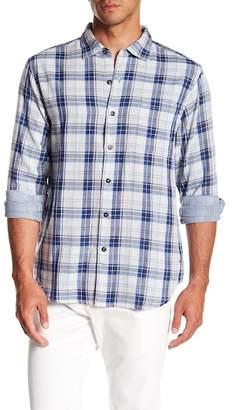 Tommy Bahama Aladdin Plaid Original Fit Long Sleeve Shirt