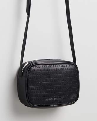 5f1cc93a606 Armani Exchange Bags For Women - ShopStyle Australia