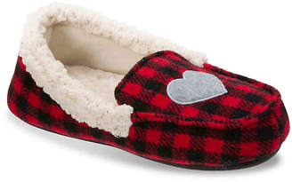Dearfoams Holiday Toddler & Youth Slipper - Girl's