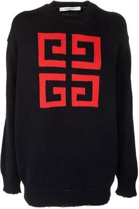 Givenchy 4g Emblem Jumper