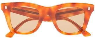 Celine orange cat eye sunglasses
