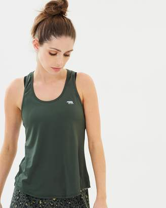 Running Bare Back To Bare Workout Tank