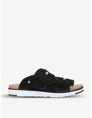 682ff158cf6 UGG Suede Sandals For Women - ShopStyle UK