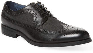 Gordon Rush Rush By Wingtip Leather Derby Shoe