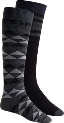 Burton Weekend Sock - 2-Pack