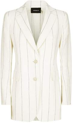 Akris Abiqui Striped Blazer