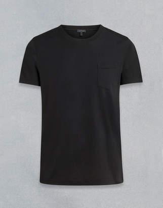 Belstaff New Thom Crew Neck T-Shirt Black