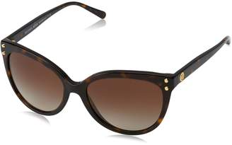 Michael Kors Sunglasses Jan 2045 3006/13 Dark Havana Brown Gradient